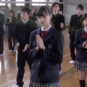 黒の女教師出演の中条あゆみ(15歳)