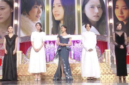 第41回日本アカデミー賞 主演女優賞