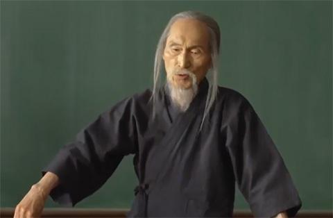 ドラゴン桜2数学特別教師・柳鉄之介先生(品川徹)