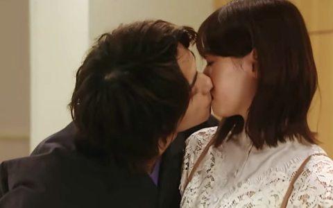 「あなたの番です」横浜流星と西野七瀬のキスシーン