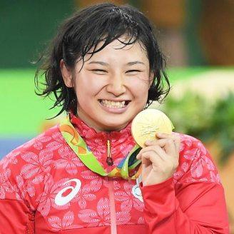 リオ五輪で金メダルの土性沙羅