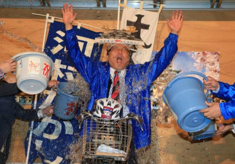 名古屋市長3選目を果たした河村たかし