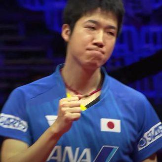 卓球日本代表水谷隼