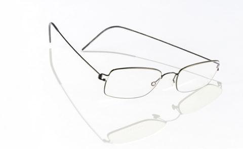 リンドバーグのメガネ